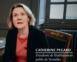 Interview with Catherine Pégard (French)