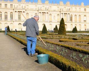 Métiers d'art : Jardinier - Version anglaise