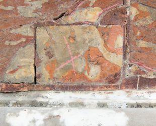 Sustitución de los mármoles