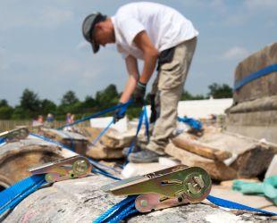 Preparación de los mármoles