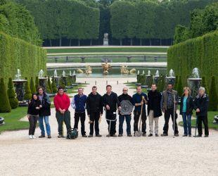 Les fontainiers de Versailles