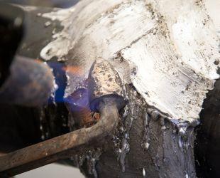 Ladle welding