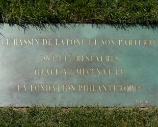 Fondation Philanthropia sign