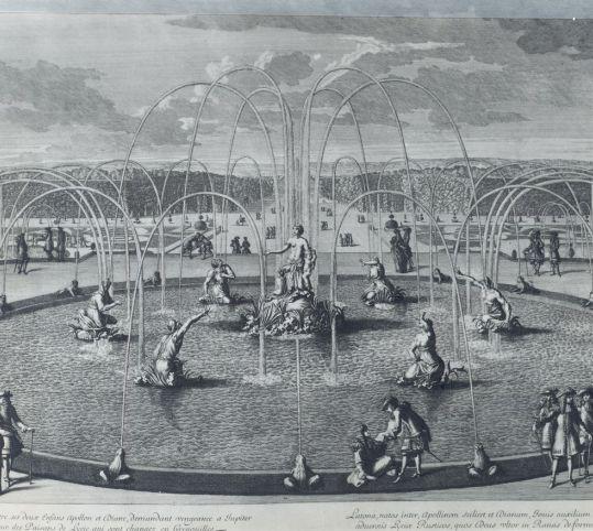 最初のラトナの泉水