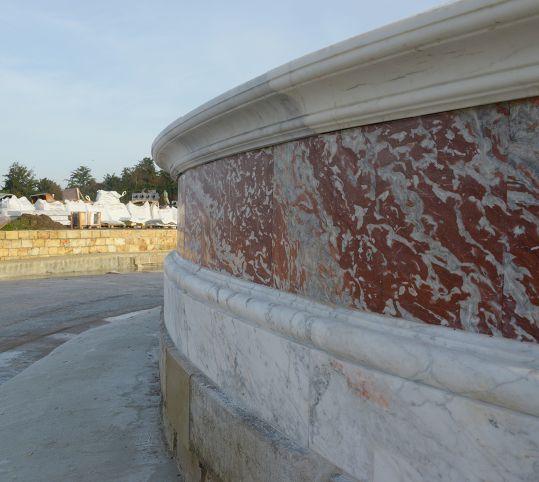 Repose des marbres