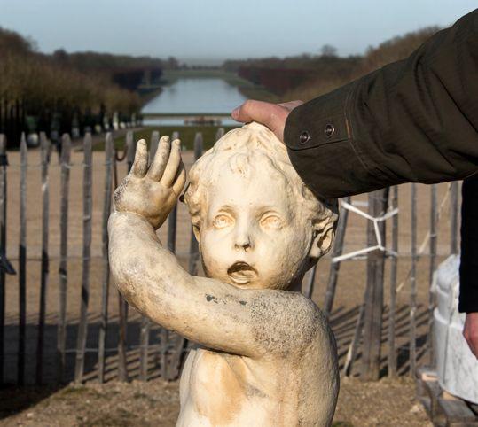 Sculpture de Latone