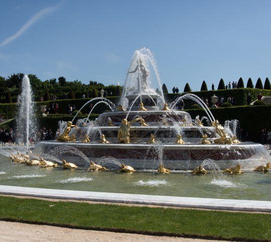 Renaissance de la fontaine