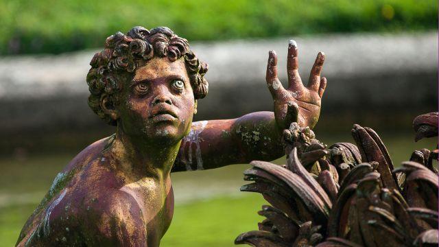 """トカゲの泉は修復されて再び金メッキされるのですか?"""""""""""